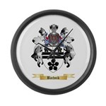 Bachnik Large Wall Clock