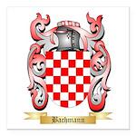 Bachmann Square Car Magnet 3