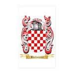 Bachmann Sticker (Rectangle 50 pk)