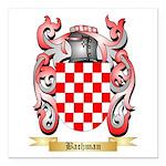 Bachman Square Car Magnet 3