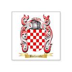 Bachanski Square Sticker 3