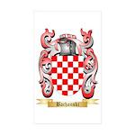 Bachanski Sticker (Rectangle 50 pk)