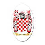 Bachanski 35x21 Oval Wall Decal