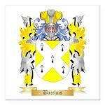 Bacchus Square Car Magnet 3