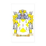 Bacchus Sticker (Rectangle 50 pk)