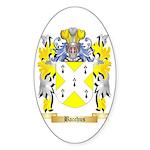 Bacchus Sticker (Oval 50 pk)