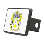 Bacchus Rectangular Hitch Cover