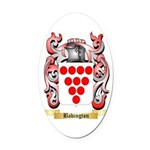Babington Oval Car Magnet
