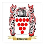 Babington Square Car Magnet 3