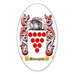 Babington Sticker (Oval 50 pk)