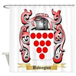 Babington Shower Curtain