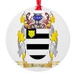 Babidge Round Ornament