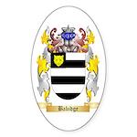 Babidge Sticker (Oval 50 pk)