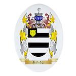 Babidge Ornament (Oval)