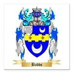 Babbs Square Car Magnet 3