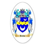 Babbs Sticker (Oval)