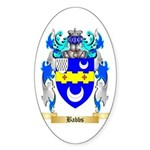 Babbs Sticker (Oval 50 pk)
