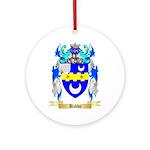 Babbs Ornament (Round)