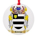 Babbidge Round Ornament