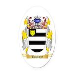 Babbidge Oval Car Magnet