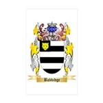 Babbidge Sticker (Rectangle 50 pk)