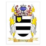 Babbidge Small Poster