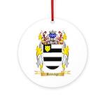 Babbidge Ornament (Round)
