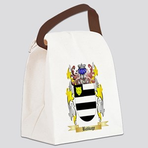 Babbage Canvas Lunch Bag