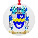Babb Round Ornament