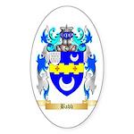 Babb Sticker (Oval 50 pk)