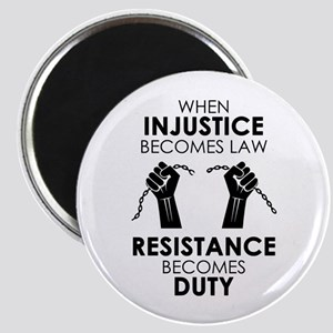 Injustice Magnet Magnets