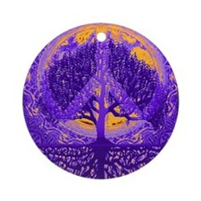 Tranquility Ornament (Round)