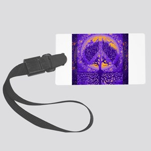 Tranquility Luggage Tag