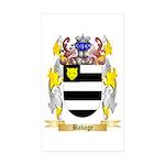 Babage Sticker (Rectangle 50 pk)