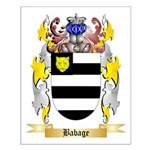 Babage Small Poster