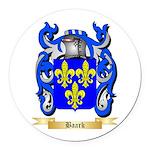 Baark Round Car Magnet