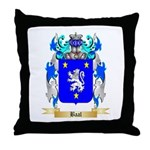 Baal Throw Pillow