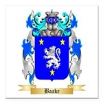 Baake Square Car Magnet 3