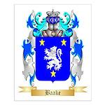 Baake Small Poster