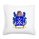 Baade Square Canvas Pillow