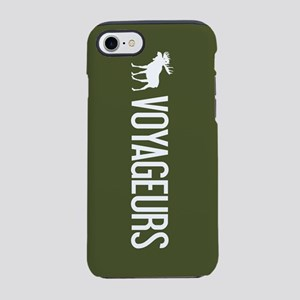 Voyageurs Moose iPhone 7 Tough Case