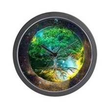 Health Healing Wall Clock