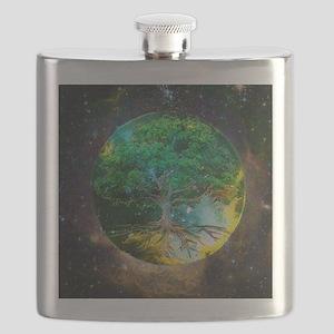 Health Healing Flask