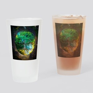 Health Healing Drinking Glass