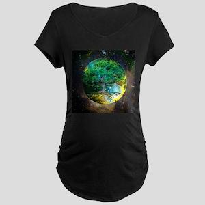 Health Healing Maternity T-Shirt