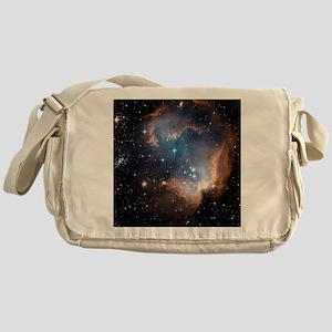 Starbirth region NGC 602 - Messenger Bag
