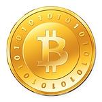 Bitcoins-3 Round Car Magnet