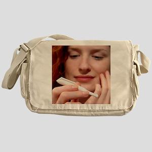 rug inhaler - Messenger Bag