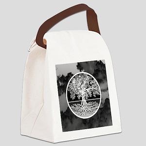 Logic Canvas Lunch Bag