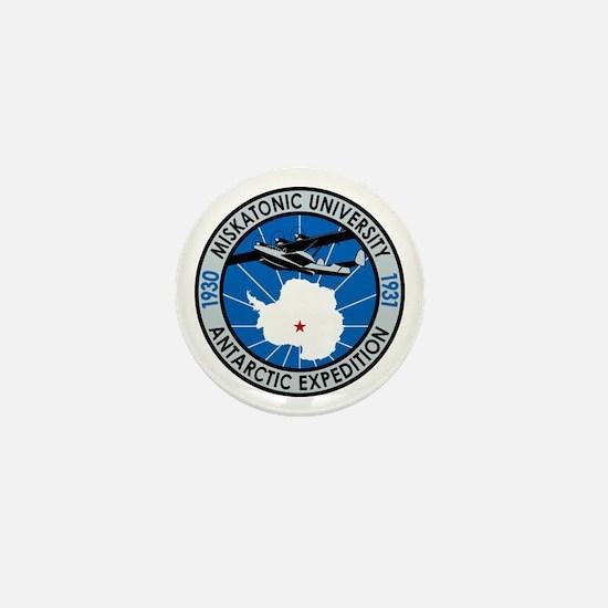 Miskatonic Antarctic Expedition - Mini Button